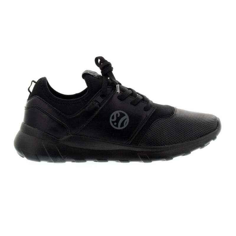 S.Oliver férfi sportcipő black001 fekete  178521_A