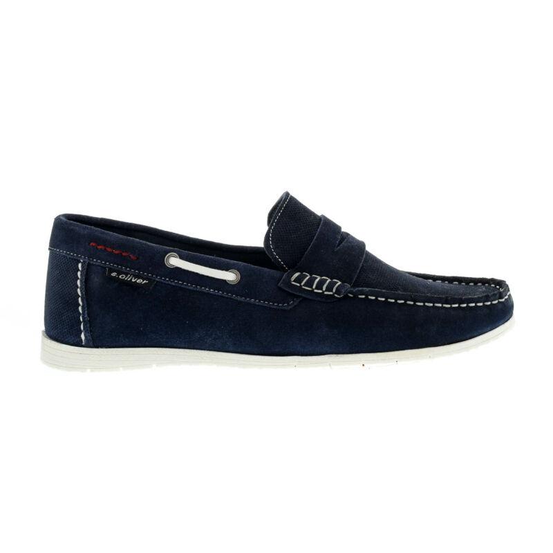 S.Oliver férfi félcipő navy805 kék  178524_A