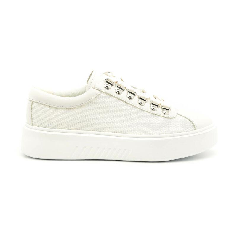Geox női félcipő white C1000 fehér 41.0 178574_A