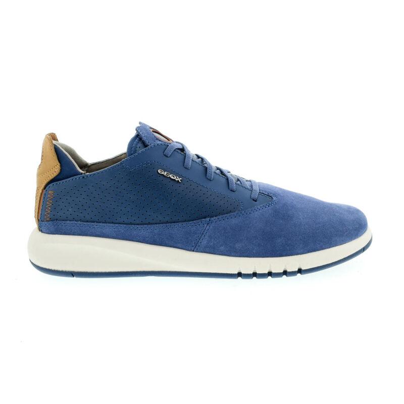 Geox férfi félcipő jeans C4001 kék  178602_A