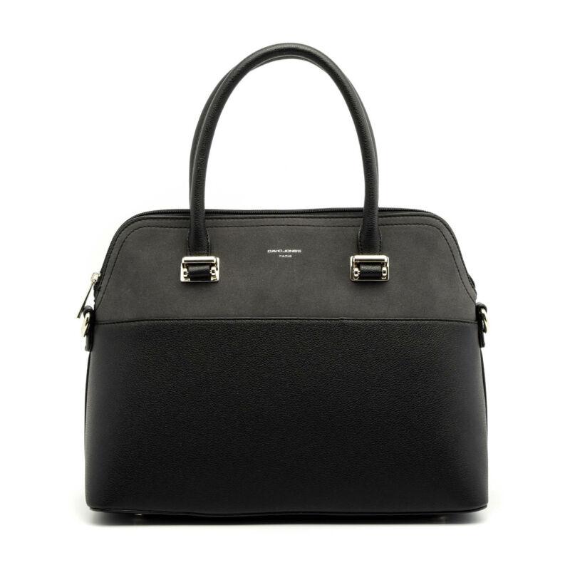 David Jones női műbőr táska black fekete  178764_A