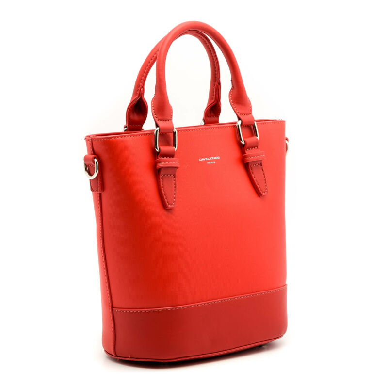 David Jones női műbőr táska red 178855_B.jpg