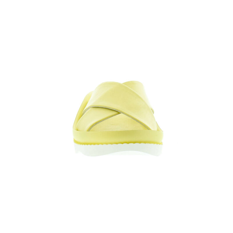 La Pinta bőr papucs 711 yellow bright  179135_C.jpg