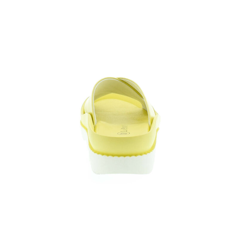 La Pinta bőr papucs 711 yellow bright 179135_D.jpg
