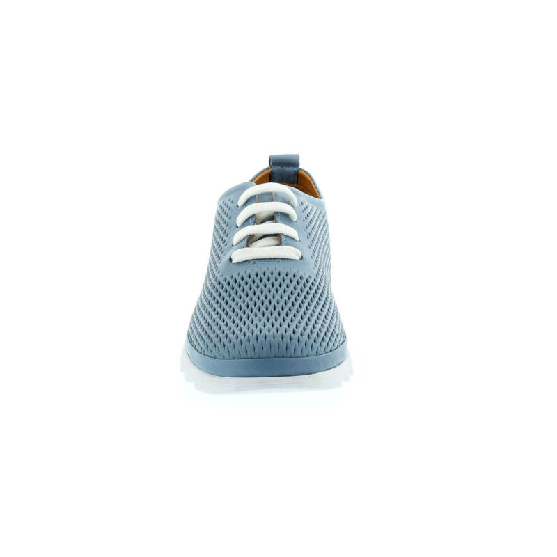 La Pinta bőr félcipő blue satin leather 179158_C.jpg