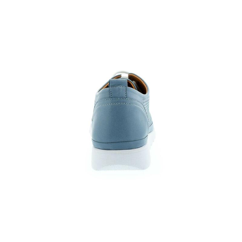 La Pinta bőr félcipő blue satin leather179158_D.jpg