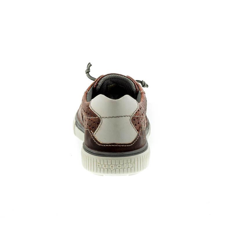 Bugatti félcipő dark red  179218_D.jpg