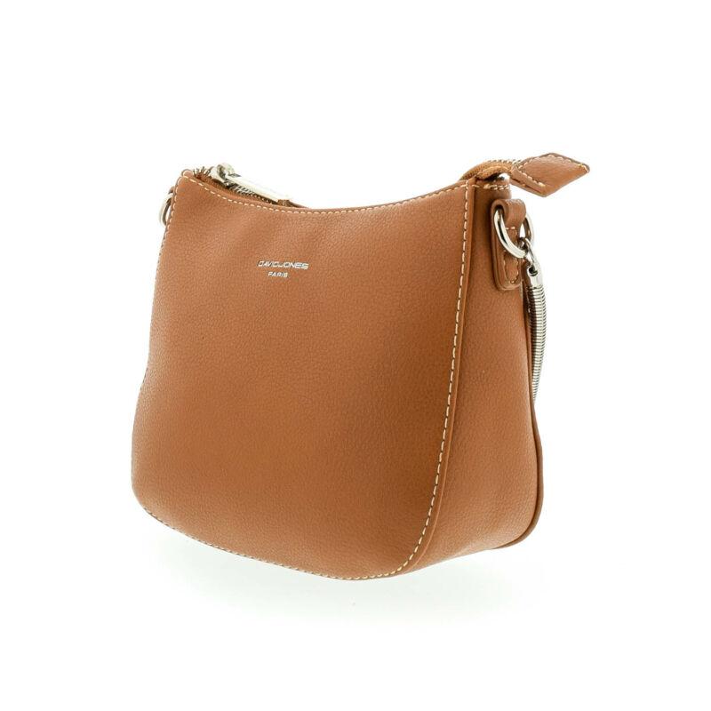 David Jones női műbőr táska cognac 179238_B.jpg