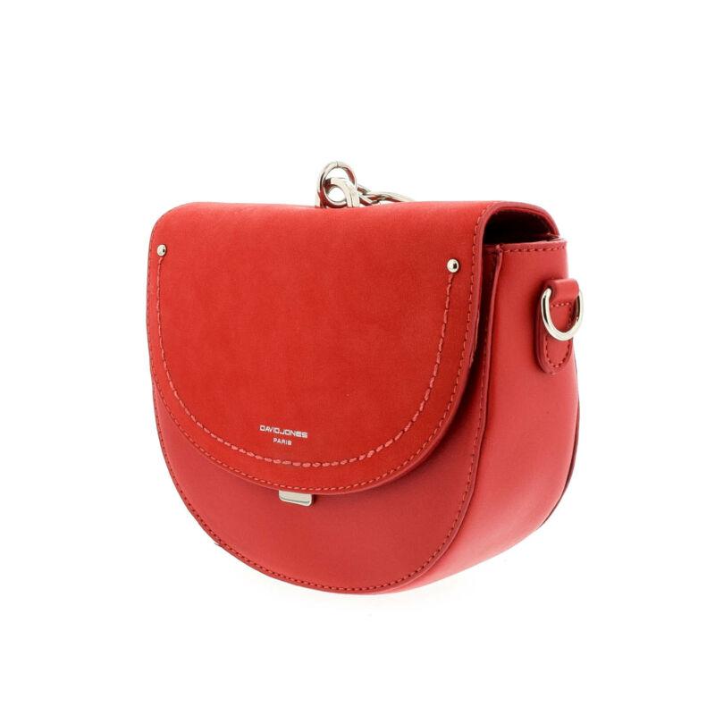 David Jones női műbőr táska red 179244_B.jpg
