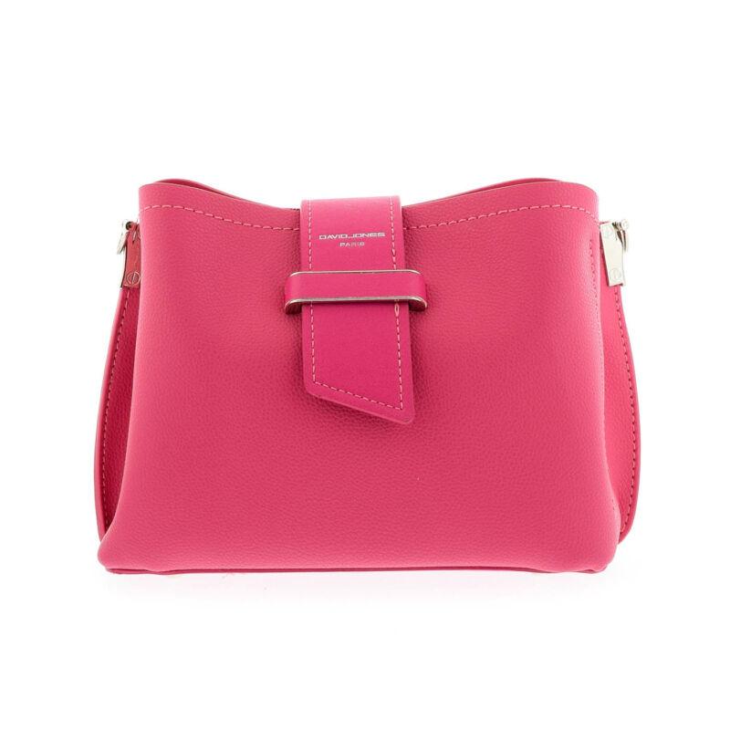 David Jones női műbőr táska rose red piros  179273_A