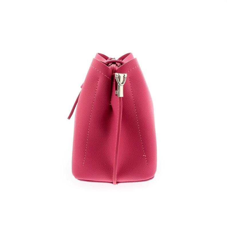 David Jones női műbőr táska rose red 179273_C.jpg