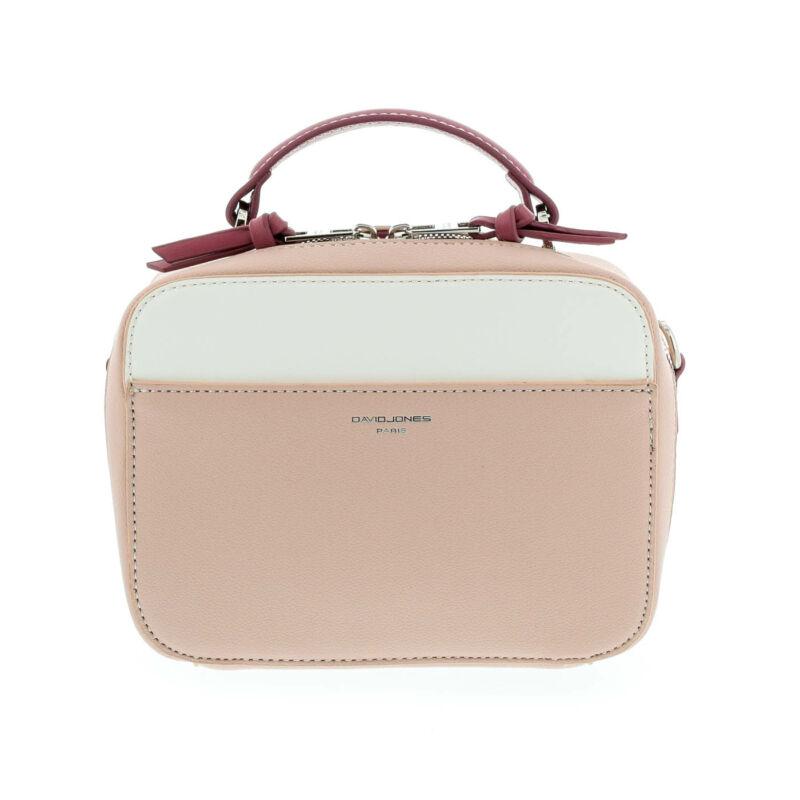 David Jones női műbőr táska pink rózsaszín  179283_A