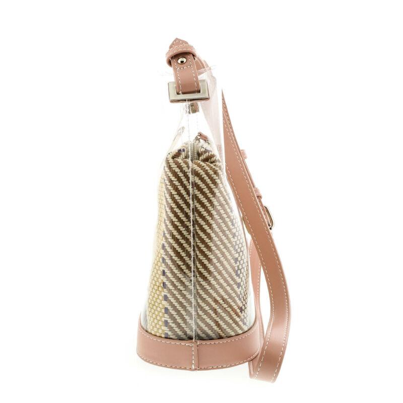 David Jones női műbőr táska pink 179311_C.jpg