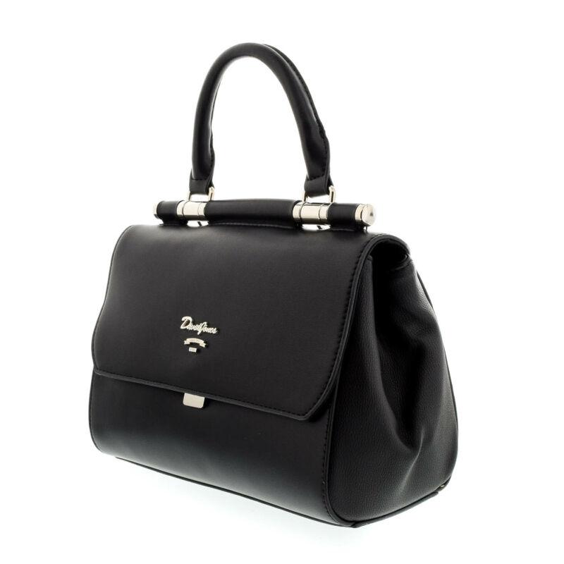 David Jones női műbőr táska black 179342_B.jpg