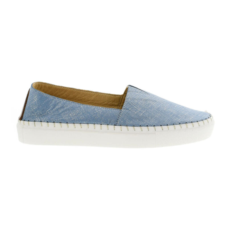 Mago bebújós félcipő 762 blue kék  179842_A