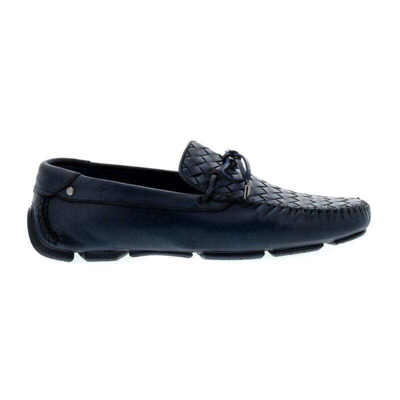 Mago férfi mokaszin navy blue kék  179864_A