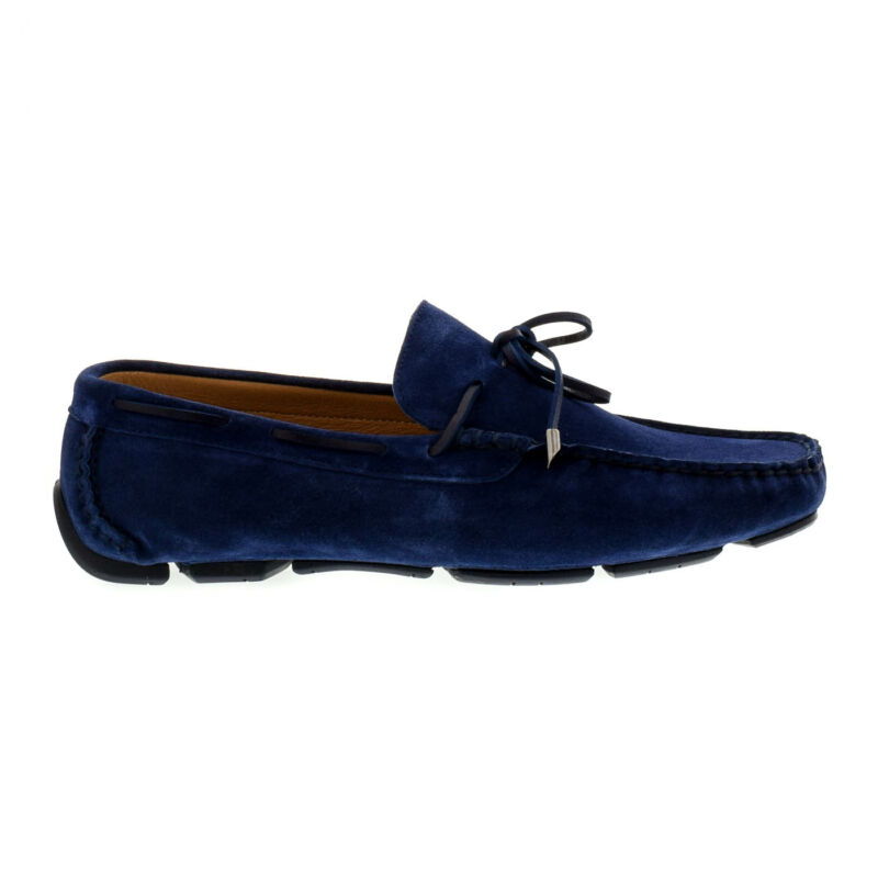 Mago férfi mokaszin blue kék  179868_A