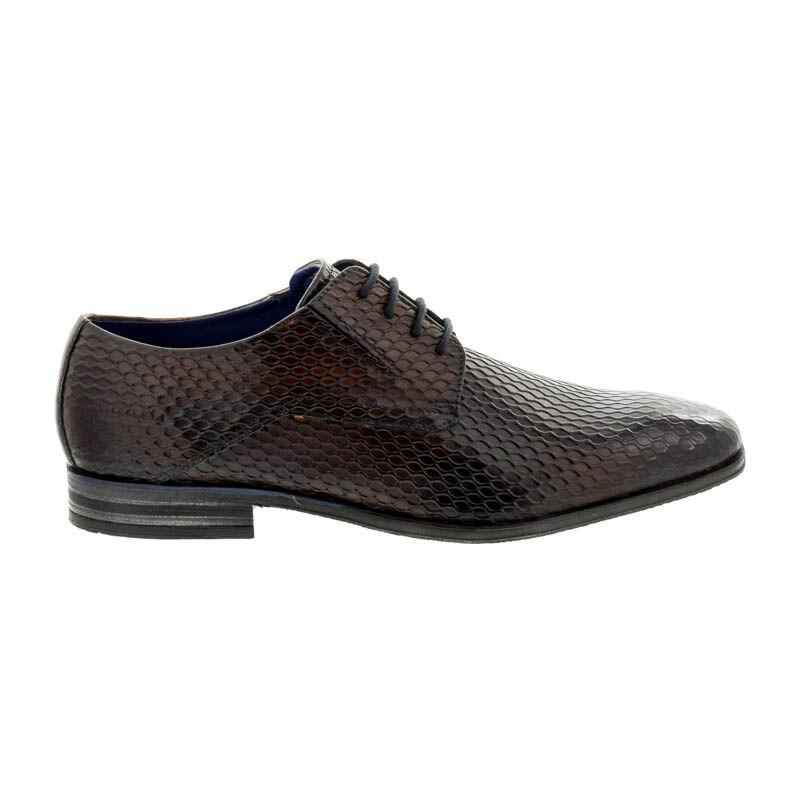Bugatti férfi félcipő brown6000 barna  180505_A