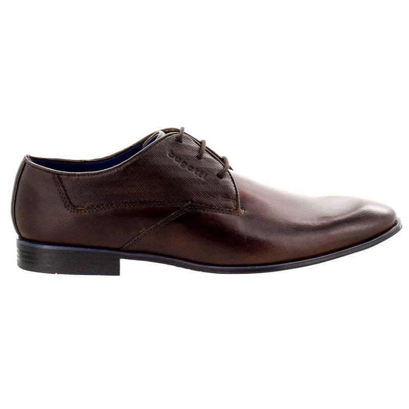 Bugatti férfi félcipő brown6000 barna  180507_A
