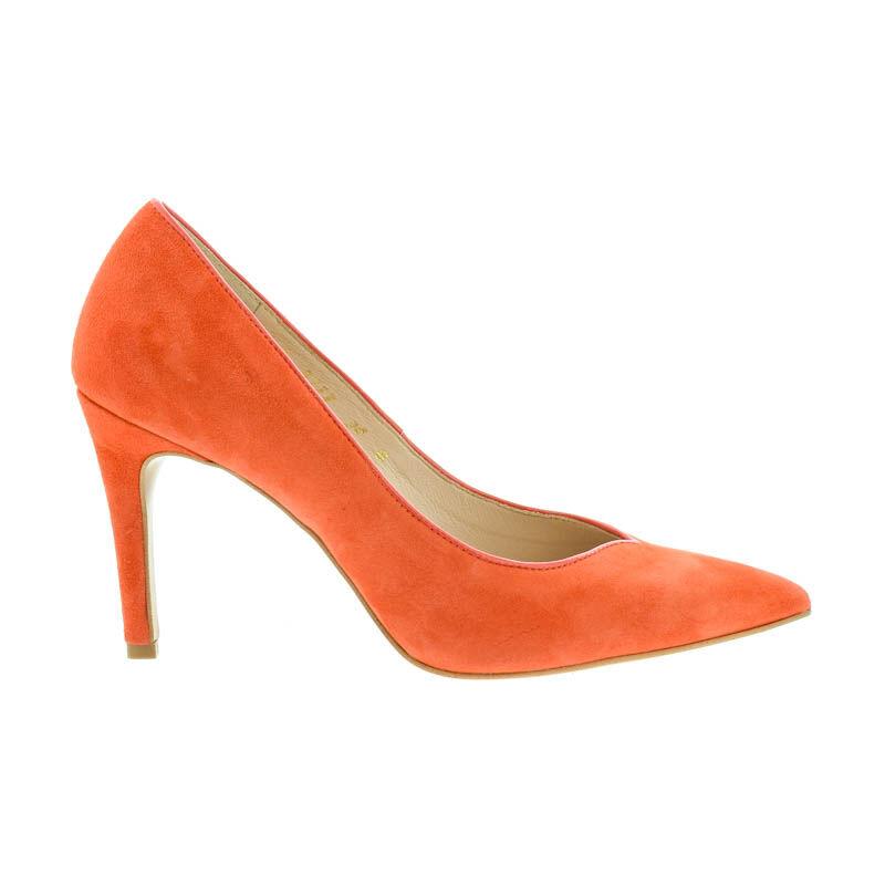 Anis pumsp coral zamsz narancssárga  180539_A