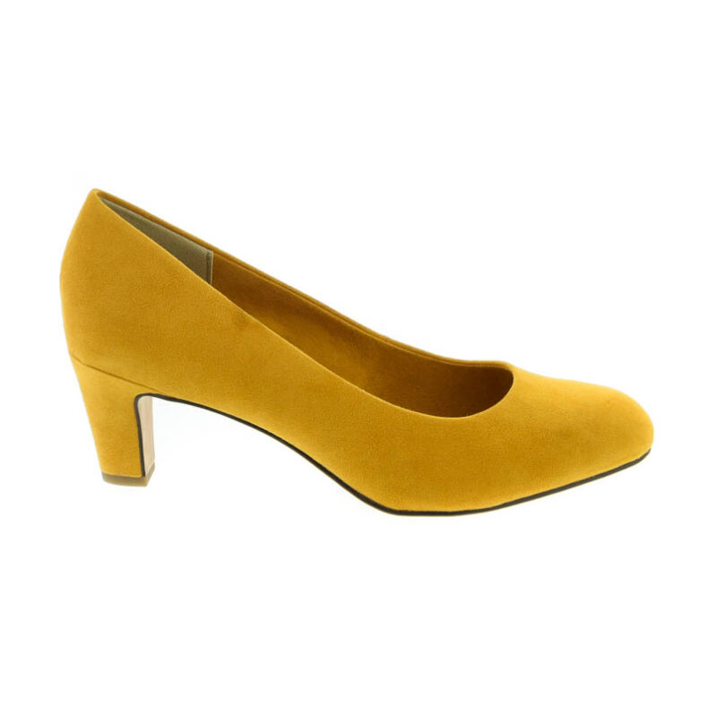 Tamaris pumps sárga  181014_A