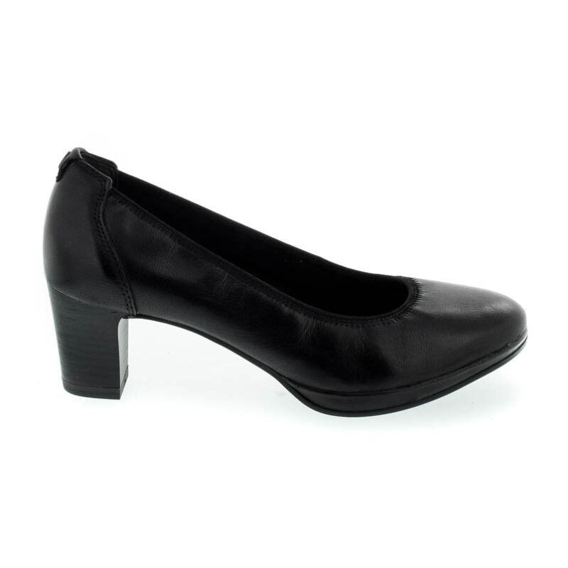 Tamaris pumps fekete  181040_A