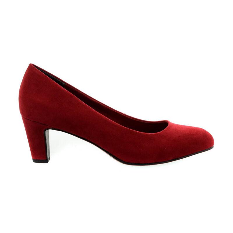 Tamaris pumps piros  181064_A