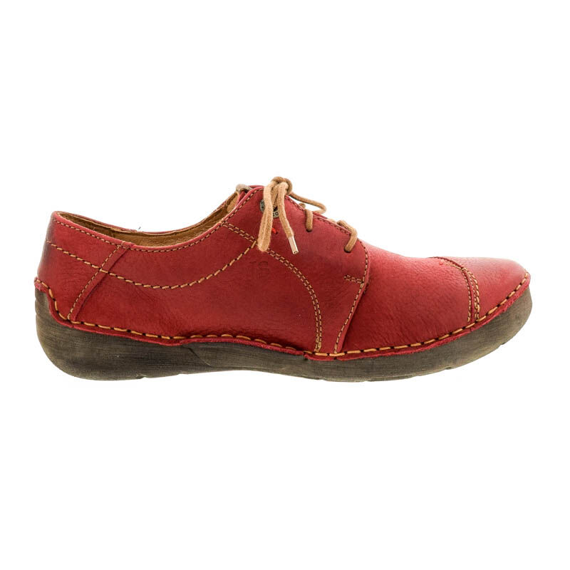 Josef Seibel női félcipő rot piros  181212_A