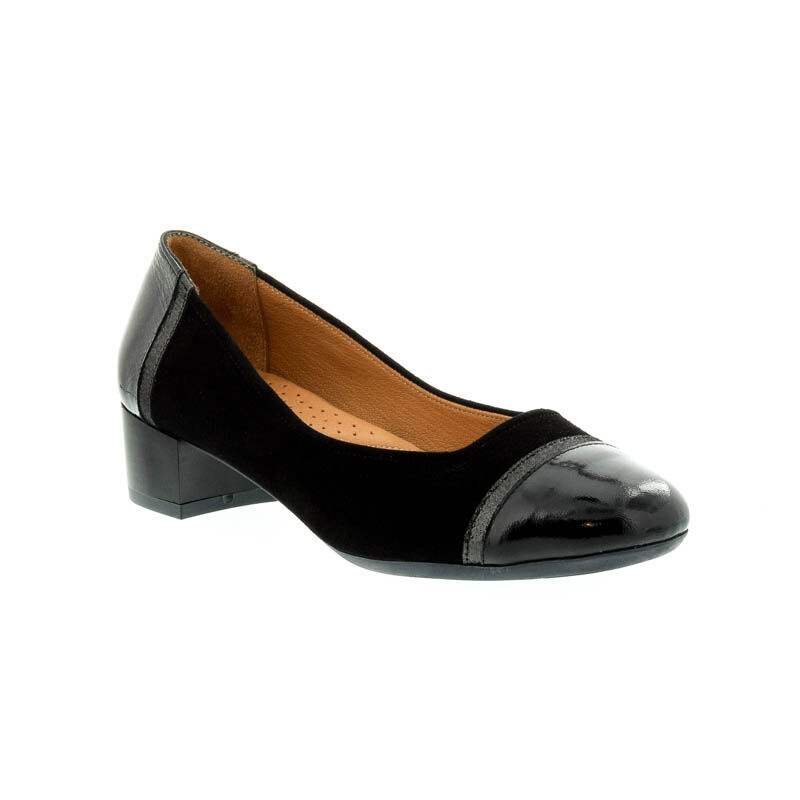 MF Adasay bőr pumps fekete velúr 181404_B.jpg