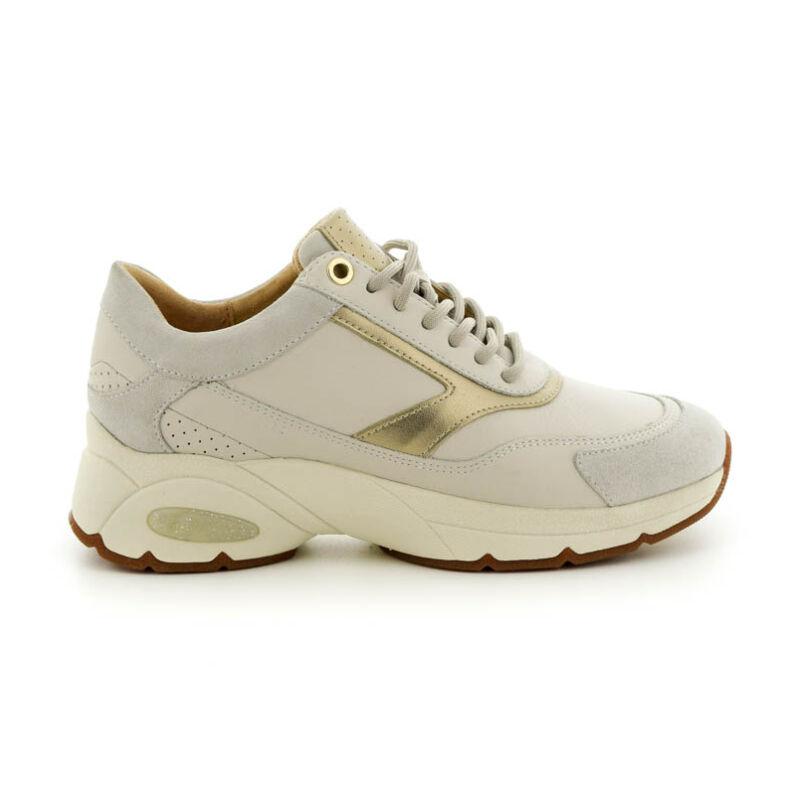 Geox női félcipő off whiteC1002   beige  181418_A