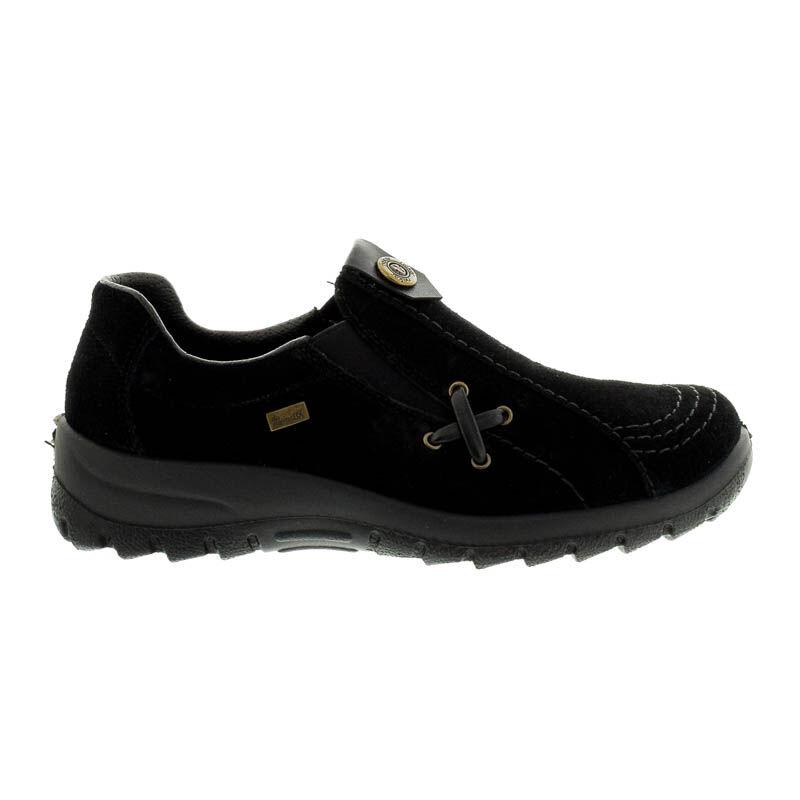 Rieker női félcipő schwarz00 fekete  181450_A