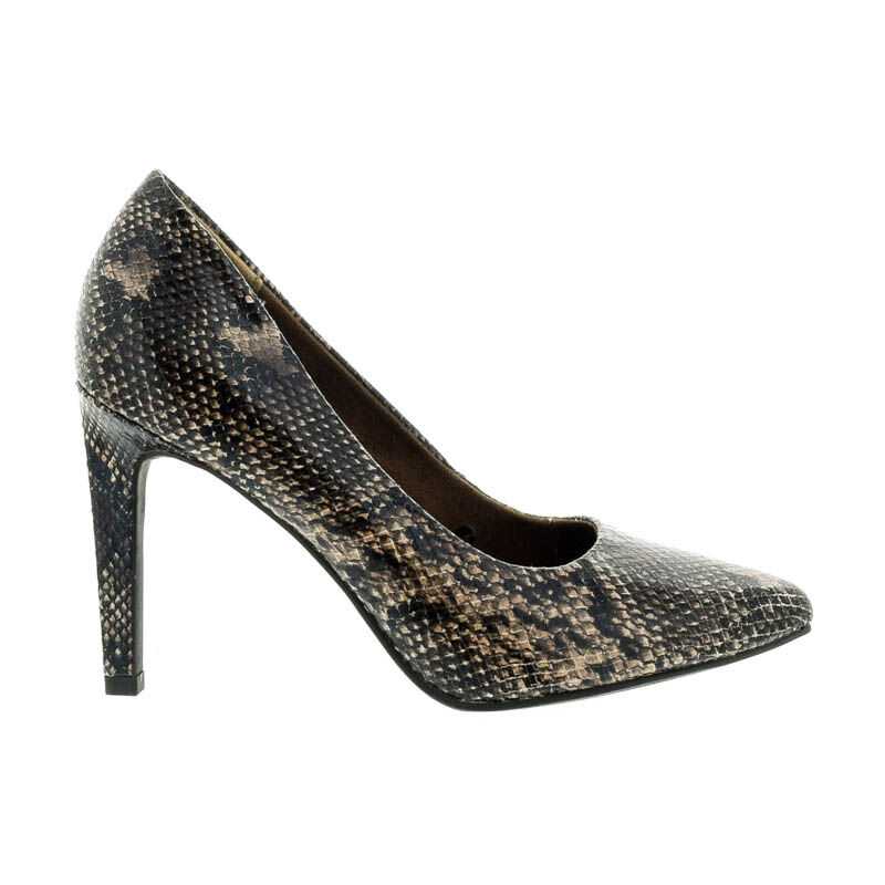 Marco Tozzi pumps pepper str373 szürke  181614_A
