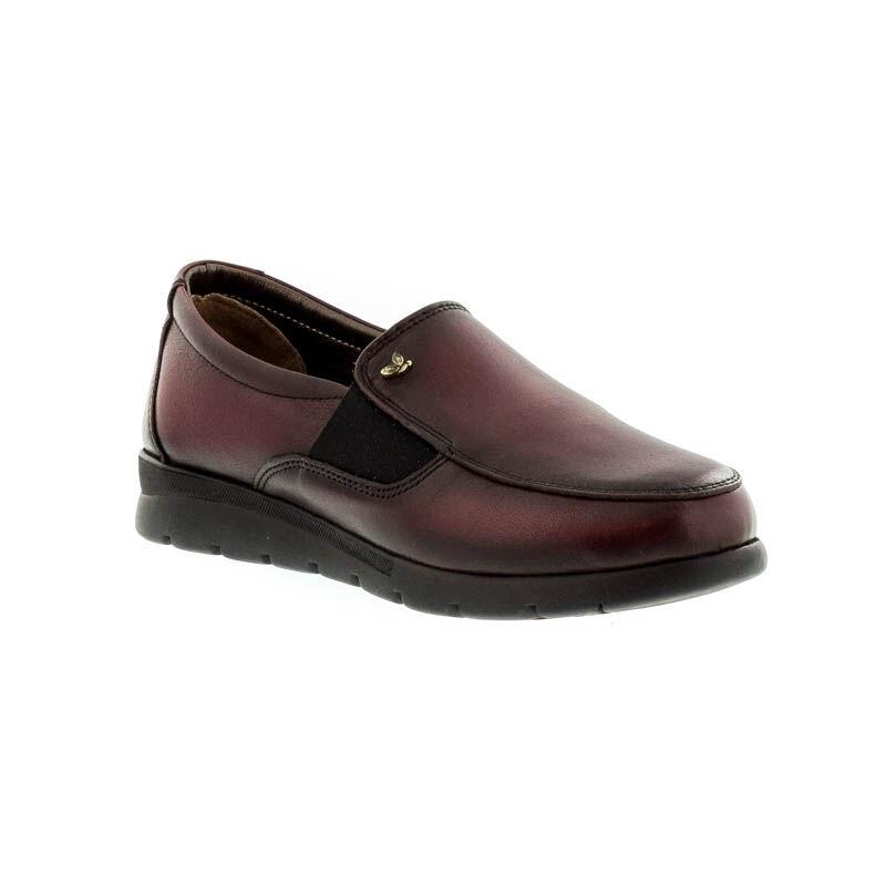 Iloz bőr cugos félcipő red leather  181836_B.jpg