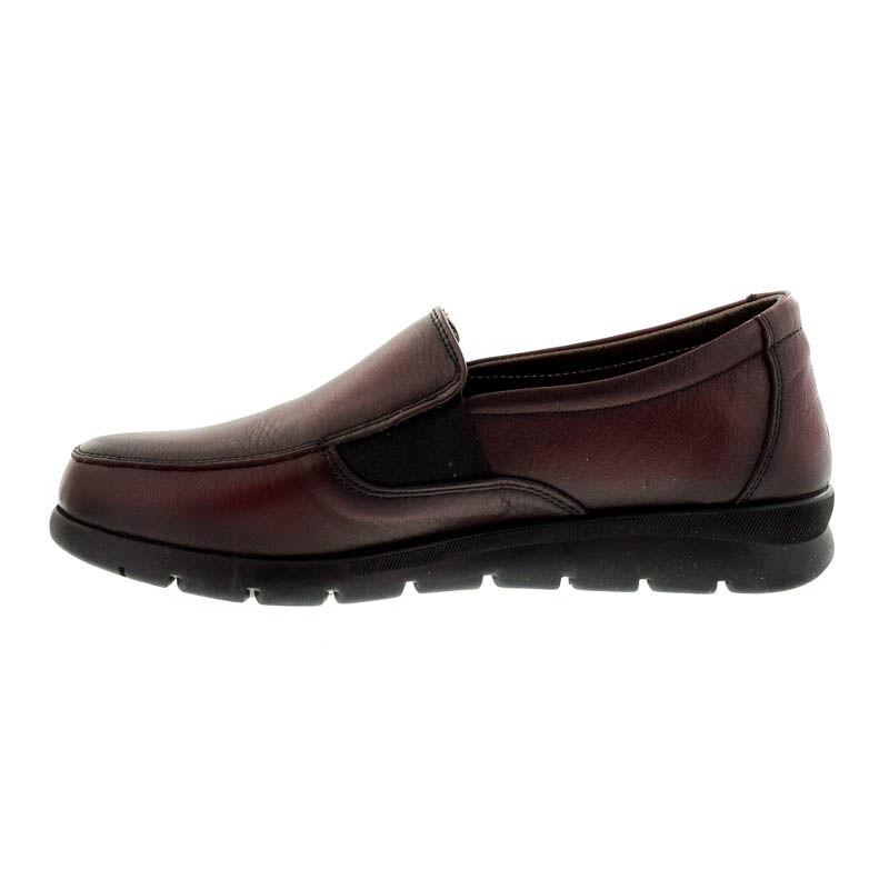 Iloz bőr cugos félcipő red leather  181836_C.jpg