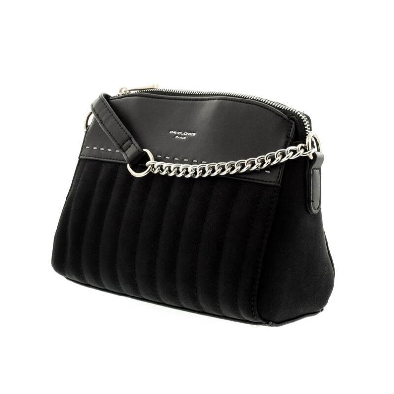David Jones női műbőr táska black 182281_B.jpg
