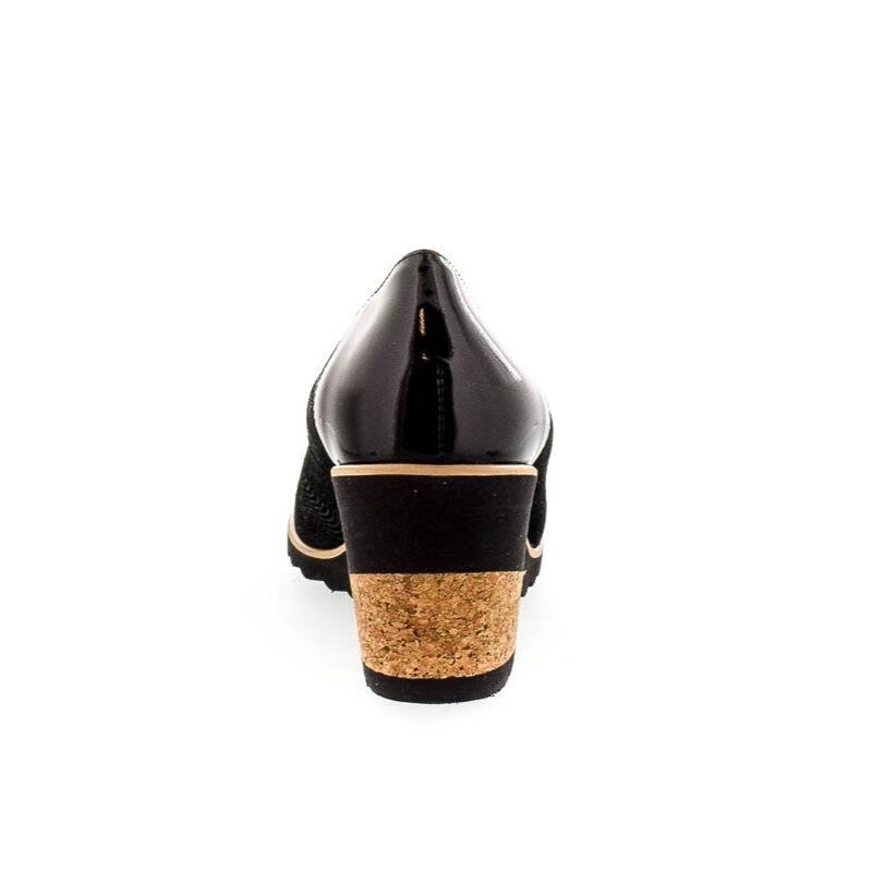 Bioeco bőr pumps 0673+0083 fekete182351_D.jpg