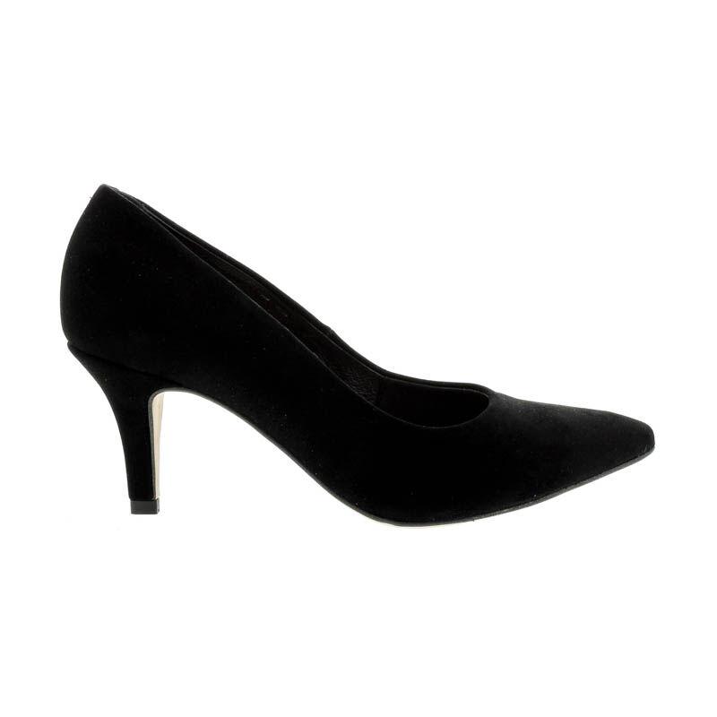 Rosa Bianca pumps fekete  fekete  182381_A