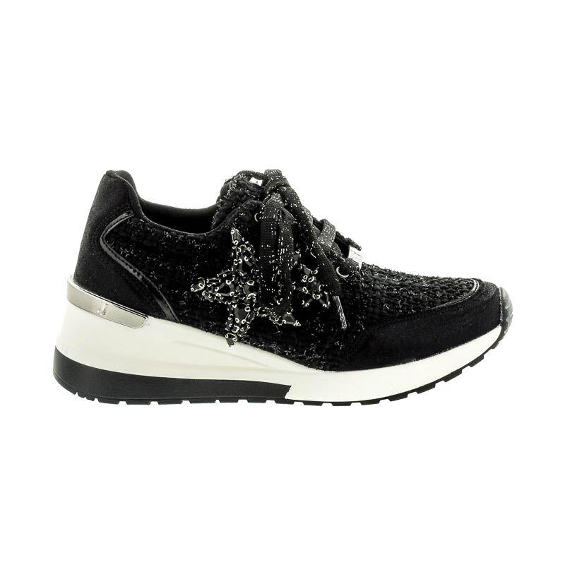 Menbur sneaker black 0001 fekete  182547_A