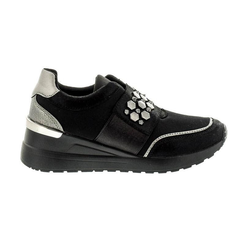 Menbur sneaker black 0001 fekete  182554_A