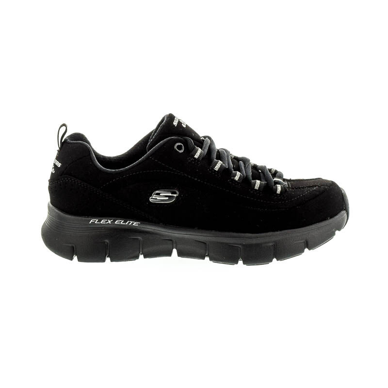 Skechers félcipő black  fekete 36.0 182574_A