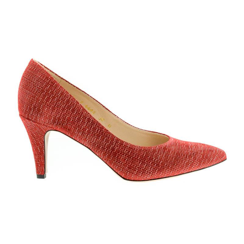 Anis pumps czerwone PRC piros  183115_A