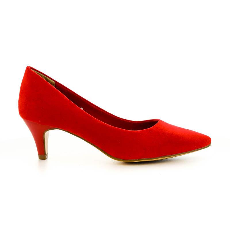Tamaris pumps fire686  piros 36.0 183625_A