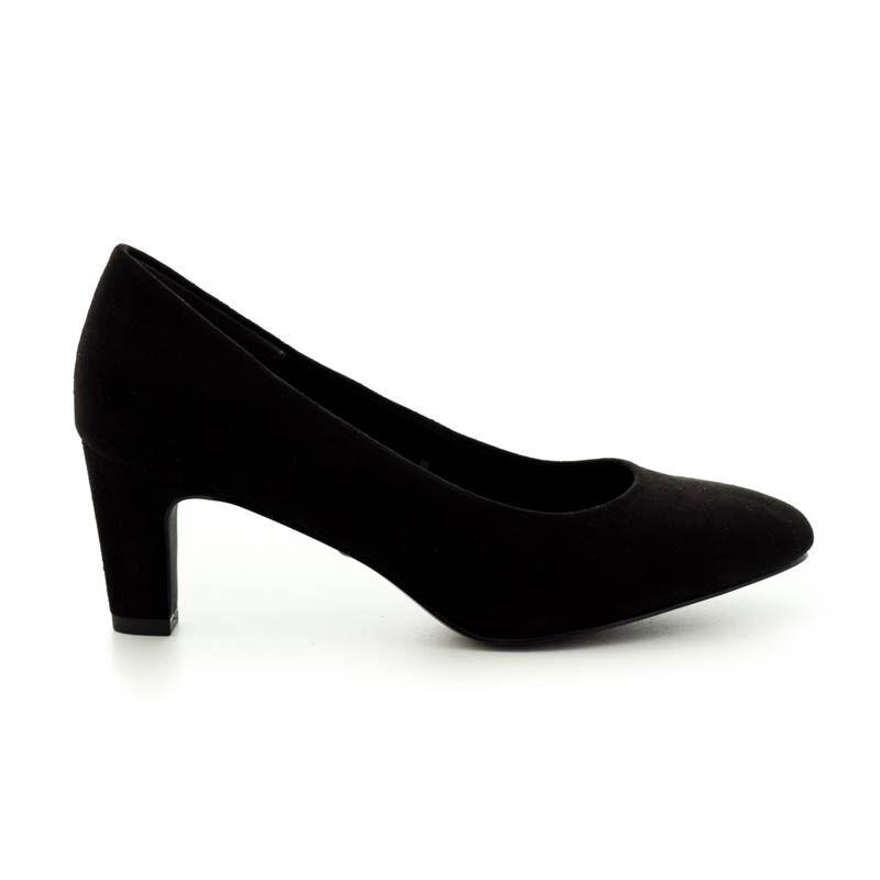 Tamaris pumps black001 fekete 39.0 183627_A
