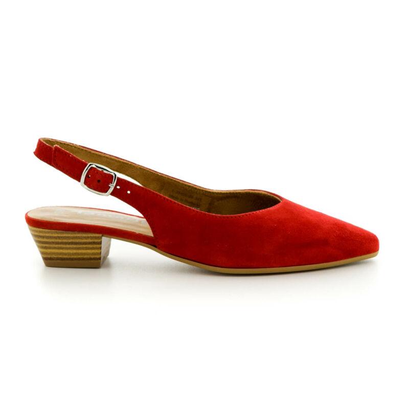 Tamaris sling lipstick515 piros  184008_A