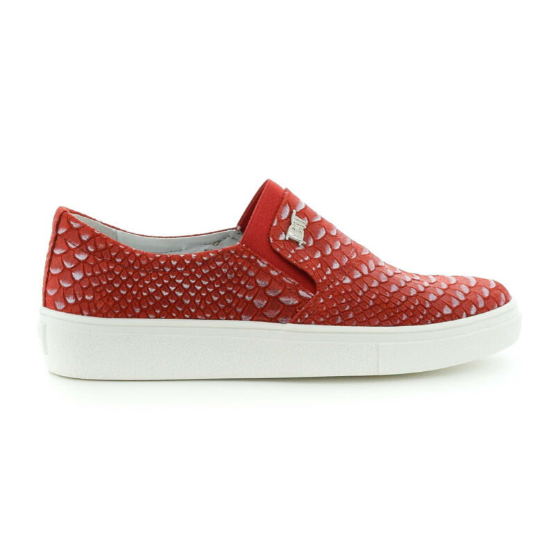 Bontimes slip on piros  184277_A
