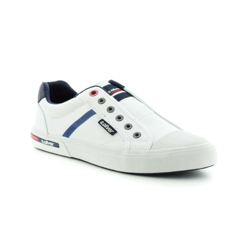 S.Oliver férfi sportcipő white100 184347_B.jpg