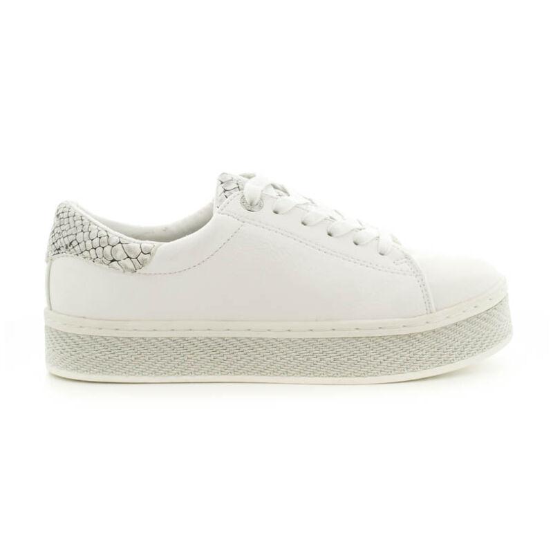 S.Oliver női sportcipő white100  fehér 40.0 184361_A