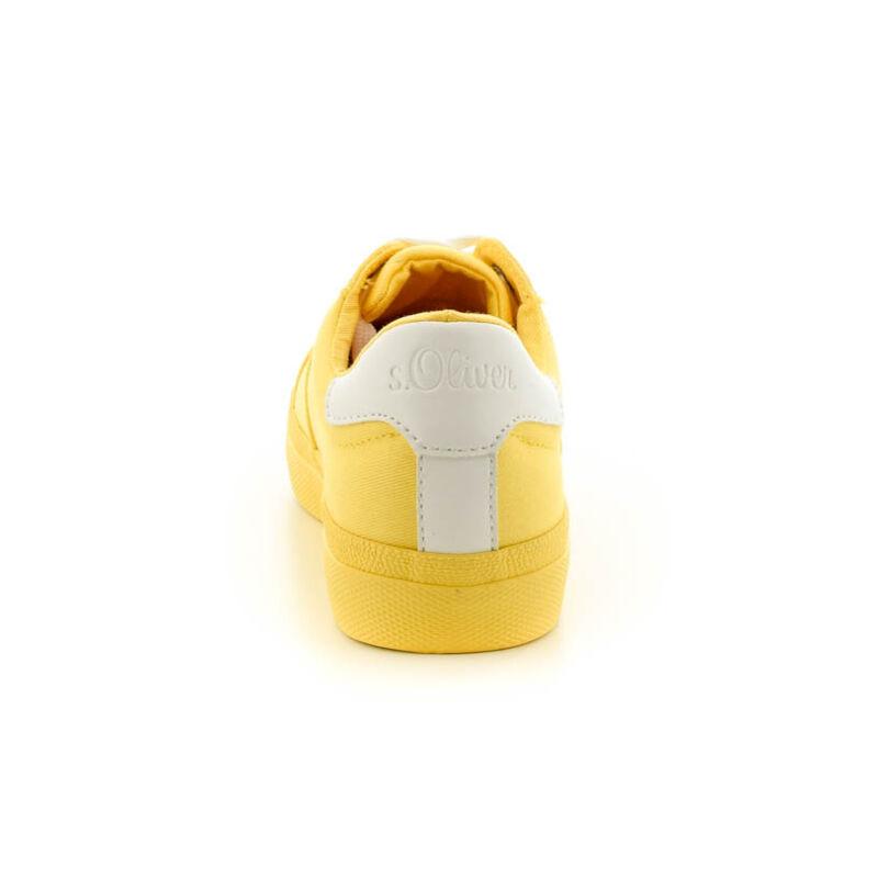 S.Oliver női sportcipő yellow600184378_D.jpg