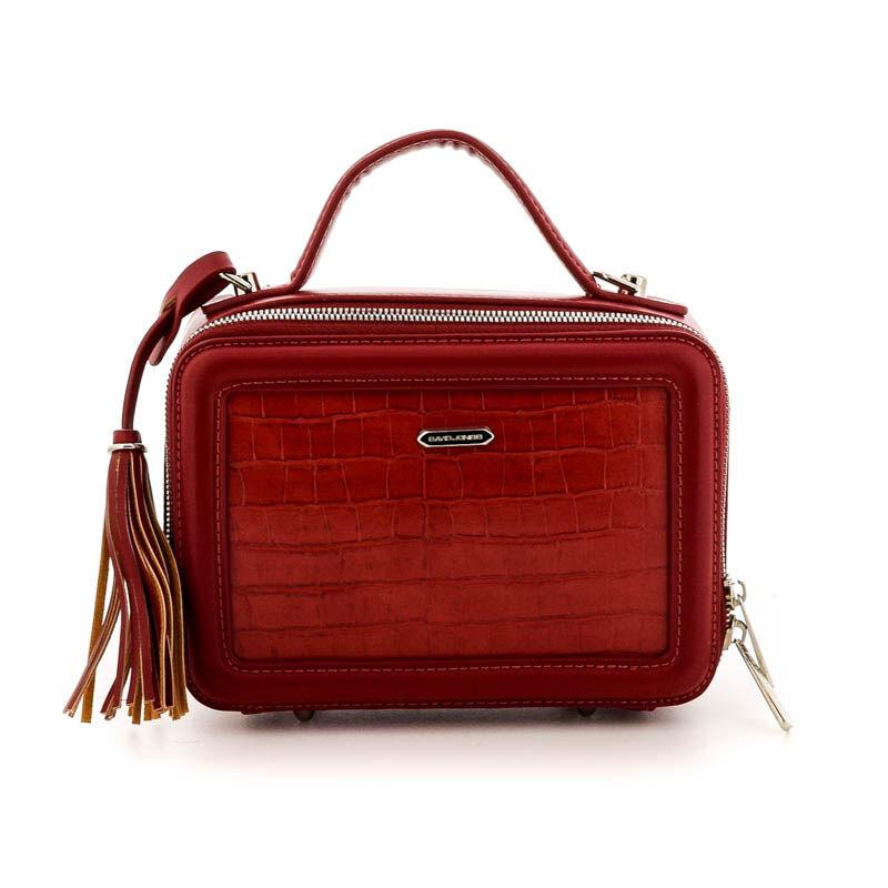 David Jones noi mubor táska red piros  184779_A