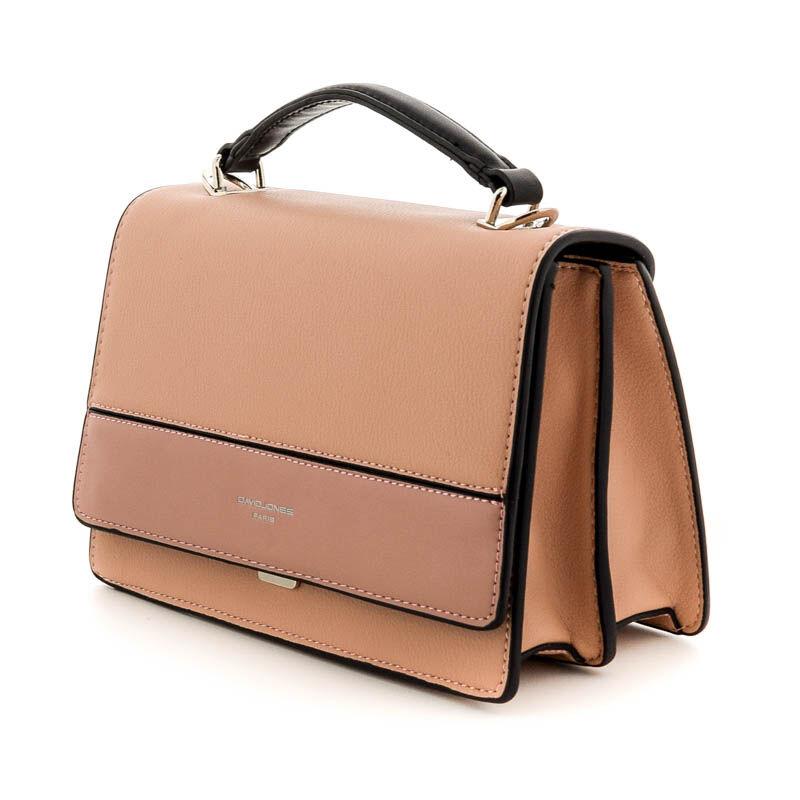 David Jones női műbőr táska pink 184782_B.jpg